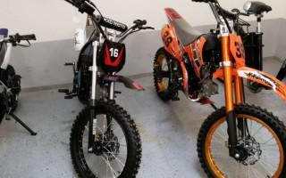 Кроссовый Мотоцикл 125cc kxd 608