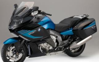 Мотоциклы БМВ 2016 модельного года