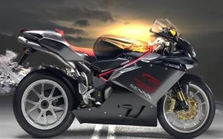 Самый быстрый спортивный мотоцикл