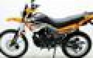 Как сделать Кроссовый Мотоцикл из stels delta