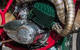 Фото мотоцикла иж юпитер 4