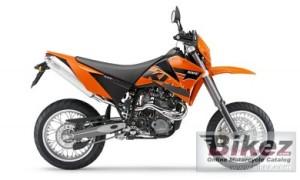 KTM KTM 660 SMC, описание модели