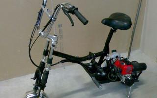 Квадроцикл 49 кубов