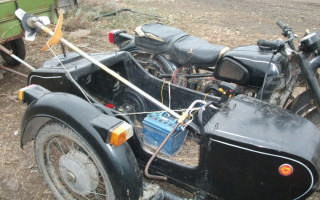 Урал фермер Мотоцикл