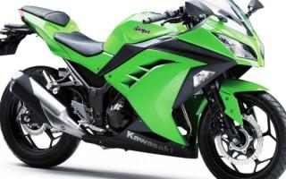 Kawasaki Ninja 250 цена в россии