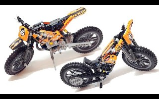 42007 кроссовый мотоцикл