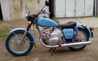 Тюнинг Мотоцикла Планета 3