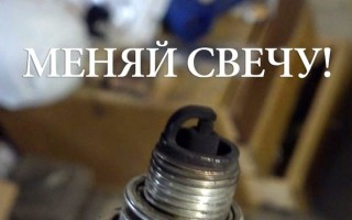 Зазор свечей на Мотоцикле Урал
