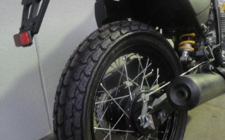 Мотоцикл хонда из японии