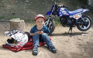 Мотоциклы Кроссовые для 9 лет