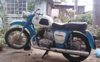 Камера мотоцикл иж