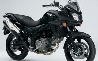 Мотоцикл сузуки Эндуро