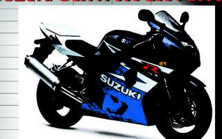 Suzuki GSX r600 отзывы