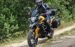 Мотоциклы класса Эндуро турист