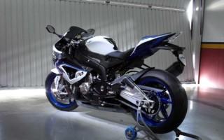 Мотоцикл BMW hp4 объем моторного масла