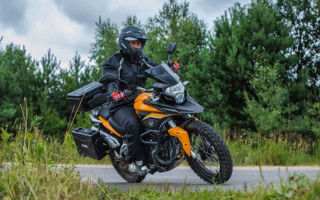 Мотоцикл Минск 300 Эндуро
