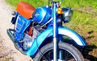 Мотоцикл иж Планета 1963 года