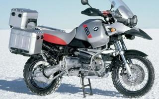BMW R 1150 GS Adventure, описание модели