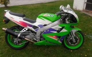 Kawasaki Ninja zxr 400 цена