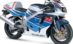 Suzuki GSX r 750 1996