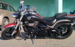 Мотоцикл сузуки в Минске