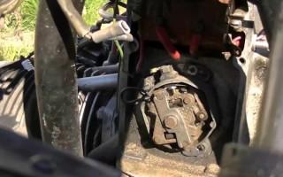 Мотоцикл Урал зазор контактов