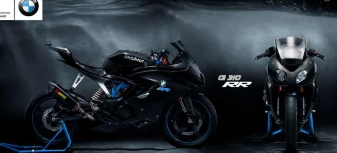 Мотоцикл БМВ джи 310 р