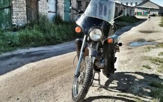 Отечественный Мотоцикл Минск