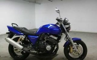 Мотоцикл honda cb400sf