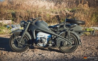 Мотоциклы BMW второй мировой войны