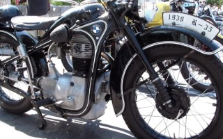 Мотоцикл БМВ р 35