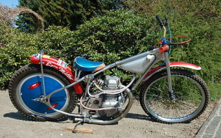 Мотоцикл Ява для спидвея