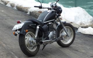Мотоцикл 200EXC (2000): технические характеристики, фото, видео