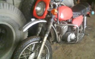 Мотоцикл иж Планета форум