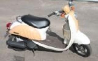 Скутер Honda купить спб