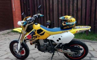 Спортивный мотоцикл хонда