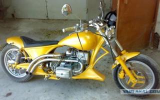 Какой Мотоцикл днепр лучше