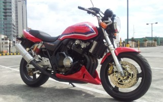 Honda CB 400 hyper vtec