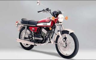 Кроссовый мотоцикл ямаха 250