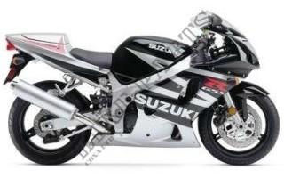 Suzuki GSX r600 k3
