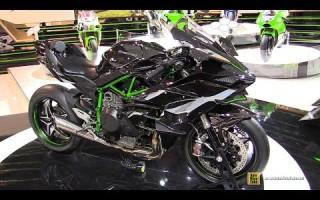 Сколько стоит Kawasaki Ninja h2r
