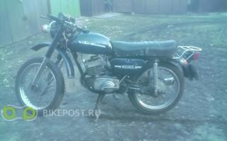 Мотоцикл Минск 3 112 12