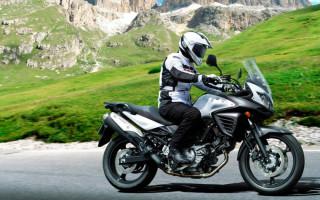 Suzuki v Strom 650 отзывы