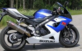 Suzuki GSX r 1000 k5