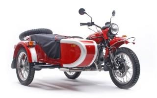 Мотоцикл Урал 2014