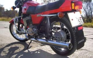 Фотки Мотоцикла Ява