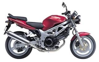 Suzuki SV 650 2002 отзывы