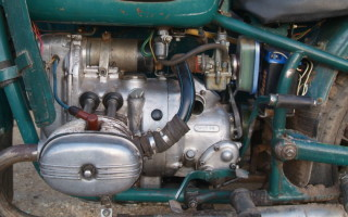 1 карбюратор на Мотоцикл Урал