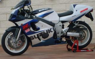 Suzuki GSX r 600 1999