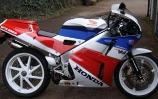 Honda VFR 400 rr